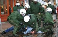 Festnahme, Polizei, Deutschland