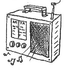 Radio Lora, Sendung