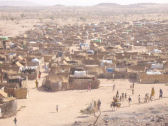 Darfur Flüchtlingslager im Tschad