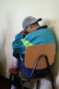 Kind, allein, traurig | Bild (Ausschnitt): © matei - morgueFile